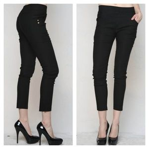 Denim - Cool Stretchy Jeggings Black